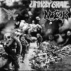 UNHOLY GRAVE Unholy Grave / N.E.K. album cover