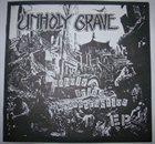 UNHOLY GRAVE Unholy Grind Destruction album cover
