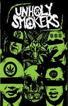 UNHOLY SMOKERS Political Madness Demo album cover