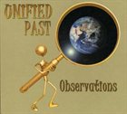 UNIFIED PAST Observations album cover
