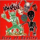 THE UNSANE Slap of Reality album cover