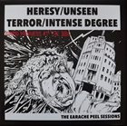 UNSEEN TERROR Grind Madness At The BBC - The Earache Peel Sessions album cover