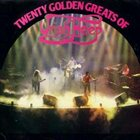 URIAH HEEP Twenty Golden Greats (South Africa) album cover
