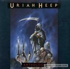URIAH HEEP Anthology album cover
