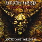 URIAH HEEP Blood On Stone: Anthology Volume II album cover