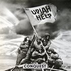 URIAH HEEP Conquest album cover