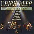 URIAH HEEP Easy Livin' (Germany) (2001) album cover