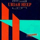 URIAH HEEP Easy Livin': Uriah Heep Best (Germany) album cover