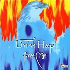 URIAH HEEP Free Me (Germany) album cover