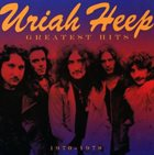 URIAH HEEP Greatest Hits 1970-1978 album cover