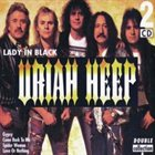 URIAH HEEP Lady In Black (Germany) album cover