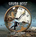URIAH HEEP Live At Koko: London 2014 album cover
