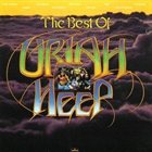 URIAH HEEP The Best Of Uriah Heep (US) album cover