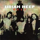 URIAH HEEP Uriah Heep Best (Japan) album cover
