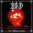 URN 666 Megatons album cover