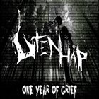 UTEN HÅP One Year Of Grief album cover