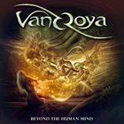 VANDROYA — Beyond the Human Mind album cover