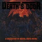 VARIOUS ARTISTS (GENERAL) At Death's Door - A Collection Of Brutal Death Metal album cover