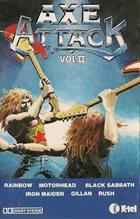 VARIOUS ARTISTS (GENERAL) Axe Attack Vol II album cover