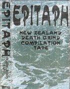 VARIOUS ARTISTS (GENERAL) Epitaph - New Zealand Death Grind Compilation Tape album cover
