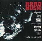 VARIOUS ARTISTS (GENERAL) Hard Music Volume 1 album cover