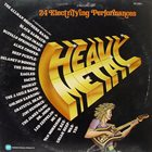 VARIOUS ARTISTS (GENERAL) Heavy Metal - 24 Electrifying Performances album cover