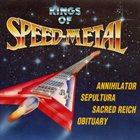 VARIOUS ARTISTS (GENERAL) Kings of Speed Metal album cover