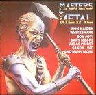 VARIOUS ARTISTS (GENERAL) Masters Of Metal (UK) album cover