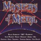 VARIOUS ARTISTS (GENERAL) Masters Of Metal (US) album cover