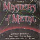 VARIOUS ARTISTS (GENERAL) Masters Of Metal Volume 2 album cover