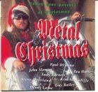 VARIOUS ARTISTS (GENERAL) Metal Christmas album cover