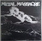 VARIOUS ARTISTS (GENERAL) Metal Massacre 1 album cover