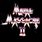 VARIOUS ARTISTS (GENERAL) Metal Massacre 2 album cover