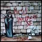 VARIOUS ARTISTS (GENERAL) Metal Massacre VI album cover