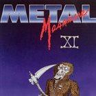 VARIOUS ARTISTS (GENERAL) Metal Massacre XI album cover