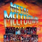 VARIOUS ARTISTS (GENERAL) Metal Meltdown album cover
