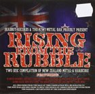 VARIOUS ARTISTS (GENERAL) Rising From The Rubble album cover