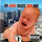 VARIOUS ARTISTS (GENERAL) The Family Values Tour 1999 album cover