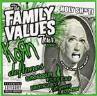 VARIOUS ARTISTS (GENERAL) The Family Values Tour 2006 album cover