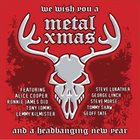 VARIOUS ARTISTS (GENERAL) We Wish You a Metal Xmas and a Headbanging New Year album cover