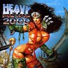 VARIOUS ARTISTS (SOUNDTRACKS) Heavy Metal 2000 Original Motion Picture Soundtrack album cover