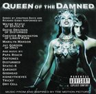 VARIOUS ARTISTS (SOUNDTRACKS) Queen Of The Damned (Music From And Inspired By The Motion Picture) album cover