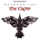 VARIOUS ARTISTS (SOUNDTRACKS) The Crow (Original Motion Picture Soundtrack) album cover