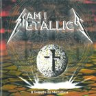 VARIOUS ARTISTS (TRIBUTE ALBUMS) Am I Metallica album cover