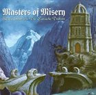 VARIOUS ARTISTS (TRIBUTE ALBUMS) Masters Of Misery Black Sabbath: The Earache Tribute album cover