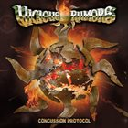 VICIOUS RUMORS Concussion Protocol album cover