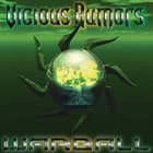 VICIOUS RUMORS Warball album cover