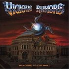 VICIOUS RUMORS Welcome To The Ball album cover