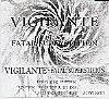 VIGILANTE Fatal Superstition album cover