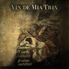 VIN DE MIA TRIX El sueño de la razón produce monstruos album cover
